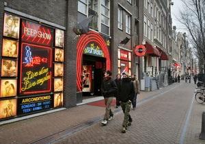 Власти Амстердама хотят ввести новые ограничения для проституток