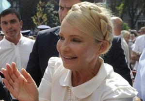 Защита Тимошенко не нашла в обвинительном заключении доказательств существования состава преступления