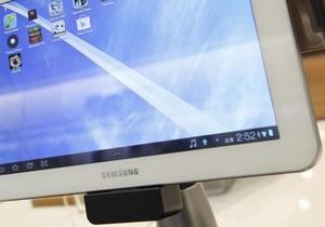 Samsung: Samsung представила восьмидюймовый планшет Galaxy Note 8.0
