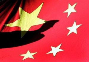 Китай пообещал ЕС помощь в преодолении кризиса