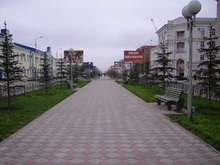 Центральная улица Грозного станет проспектом имени Путина