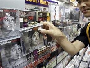 Продажи альбомов Джексона взлетели после его смерти