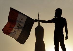 Опрос: 82% египтян выступили против финансовой помощи со стороны США