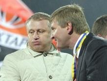Ахметов и Суркис стали почетными гражданами Харьковской области