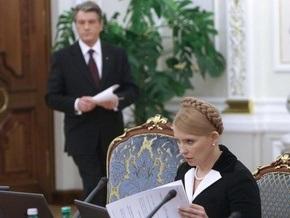 Тимошенко призналась, что решение СНБО о газовых контрактах даже не читала