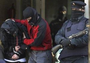 Во Франции арестован глава военного аппарата ЭТА