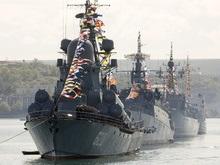 Партия регионов против вывода российского флота из Крыма
