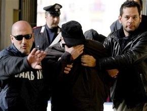 Арестован один из наиболее опасных мафиози современной Италии