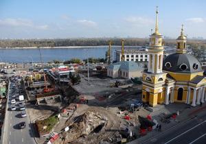 На Почтовой площади прекратили строительство из-за нарушений