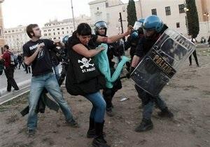 В Риме на месяц запретили массовые демонстрации