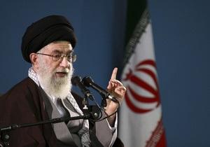 Духовный лидер Ирана считает египетские протесты продолжением Исламской революции 1979 года