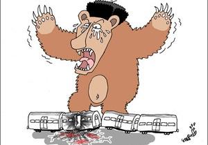 Крупнейшая газета Южной Кореи опубликовала карикатуры на теракты в московском метро