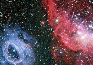 Новости науки - космос: Ученые проследили, как молодые звезды разгоняют газовые облака