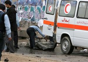 Серия взрывов в Ираке: погибли более 40 человек