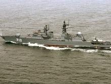 К берегам Сомали движется российский сторожевой корабль