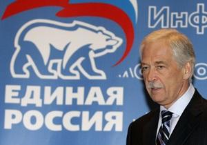Грызлов: Ни одна партия не способна заменить Единую Россию