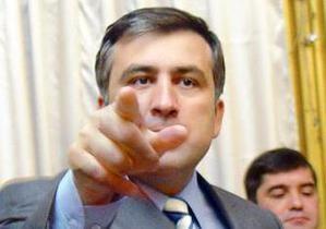 Саакашвили одобрил идею теста волос чиновников на наркотики