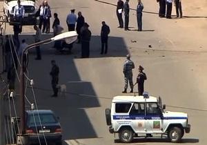 В Махачкале полицейского расстреляли из автомата