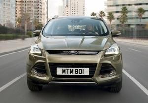 Тест-драйв Ford Kuga diesel