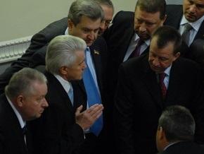 Фракция Блока Литвина не ведет переговоры по отставке Кабмина