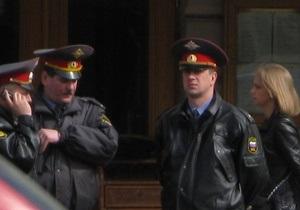 Российские правоохранители усилят охрану посольства Украины в Москве в день выборов
