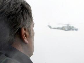 Ъ: Виктора Ющенко гонят вооружением