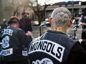 В США арестованы более 60 человек, входящих в байкерскую группировку Монголы