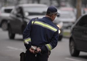 Сегодня в центре Киева ограничат движение транспорта