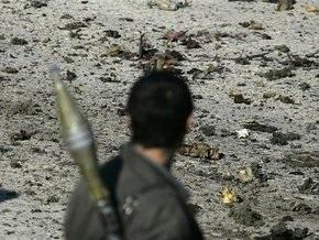Террорист атаковал конвой НАТО в Афганистане
