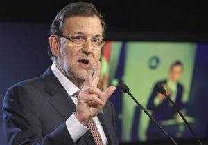 Оппозиция Испании требует отставки премьера