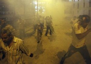 Новые столкновения исламистов с полицией в Каире: один погибший, десятки пострадавших