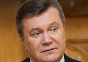 Янукович не вышел к донецким журналистам