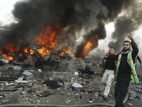 Израиль отказывается прекращать операцию в секторе Газа