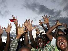 Африка сомневается в честности проведенных выборов в Зимбабве