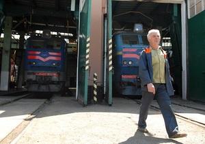 Укрзалізниця продолжает терпеть убытки от пассажирских перевозок