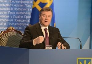 Янукович выделил почти миллиард гривен на автомобили скорой помощи