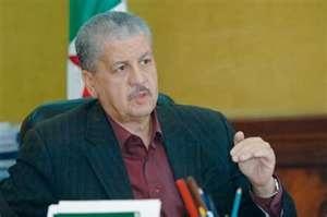 Президент Алжира Абдельазиз Бутефлика назначил нового премьер-министра