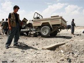 Жертвами двух взрывов в Афганистане стали 17 мирных жителей