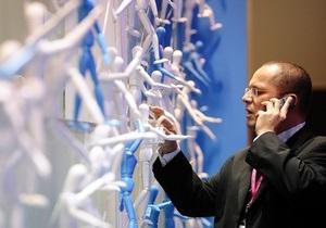 За месяц количество пользователей сотовой связи в Украине снизилось на 2,2 млн