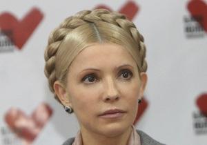 Тимошенко назвала Януковича заказчиком и контролером фальсификаций на выборах