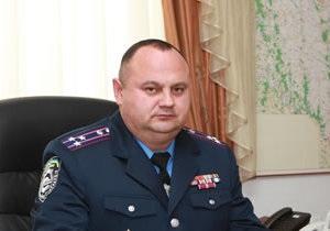 Начальника тернопольского ГАИ, убившего человека на губернаторском авто, отпустили в зале суда