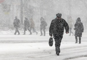 Непогода в Украине - снегопад на Западной Украине - новости Украины: Без электричества остаются более 300 населенных пунктов