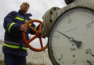Украина намерена увеличить добычу газа до 40 миллиардов кубометров