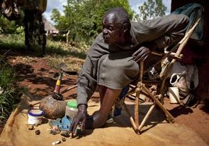 105-летний колдун из Кении: белая ракушка предсказала победу Обамы