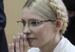 В ПР готовы рассмотреть вопрос декриминализации статьи, по которой судят Тимошенко