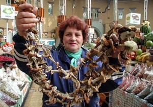 В десяти районах Киева пройдут продуктовые ярмарки