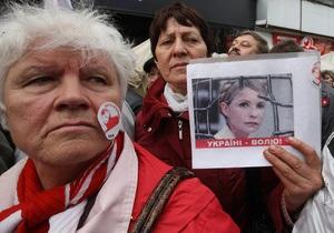 Без журналистов и дипломатов. Суд начал рассмотрение жалобы Тимошенко
