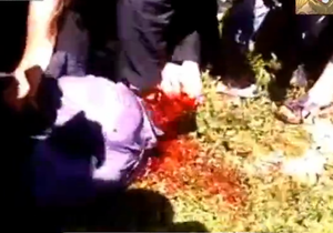 Сирия - Сирийские боевики сняли на видео казнь священника-францисканца