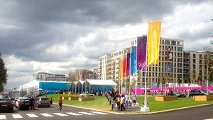 Олимпийский блог: хорошо в деревне летом...