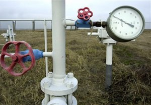 Украина резко сократит квартальные закупки российского газа